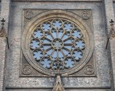 Free Stone Carving, Wall, Gothic Architecture, Symmetry Royalty Free Stock Photography - 115877657