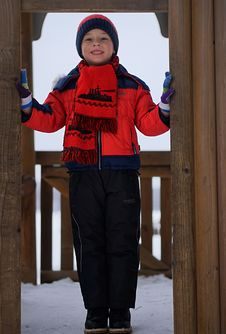 Free Red, Outerwear, Standing, Boy Royalty Free Stock Images - 115878059