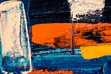 Free Abstract Painting Royalty Free Stock Photos - 115976848