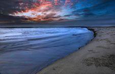 Free Seashore Under Blue Sky Photography Stock Image - 115976921