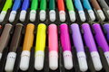 Free Tray Of Colored Pens Stock Images - 1166124