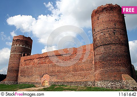 Medieval castle #4 Stock Photo