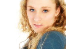 Free Beautiful Blonde Royalty Free Stock Image - 1160006