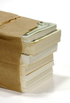 Free Bag Of Money Stock Photos - 1161183