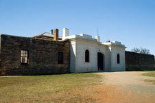 Redruth Gaol Stock Photo