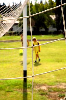 Free Young Soccer Player Royalty Free Stock Images - 1163029