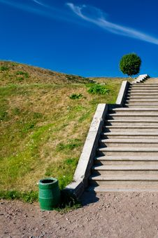 Free Stairways To The Sky-5 Stock Photography - 1163382