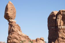 Free Touring In Arches National Park 11 Royalty Free Stock Photo - 1163595