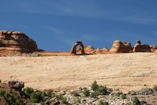 Free Arches National Park Royalty Free Stock Images - 1163999