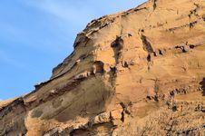 Free Morsum Cliff Royalty Free Stock Photo - 1164695