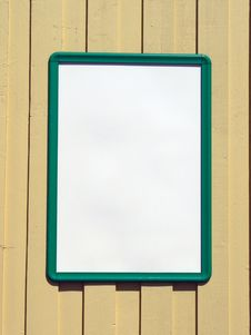 Free Empty Sign Stock Photography - 1165202