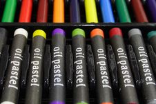 Free Oil Pastels Stock Images - 1166164