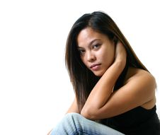 Free Asian Woman Stock Photography - 1169102
