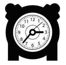 Free Round Clock Stock Photos - 11609393