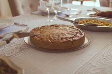 Free Photo Of Pie On Plate Stock Photos - 116049763