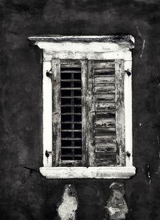 Free Grayscale Photo Of Window Royalty Free Stock Photo - 116049915