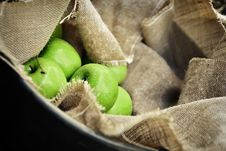 Free Macro Shot Photo Of Green Apples Stock Photos - 116050143