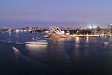 Free Sydney Opera House, Australia Stock Image - 116050201