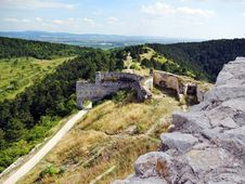 Free Historic Site, Escarpment, Mountain, Archaeological Site Royalty Free Stock Image - 116069046