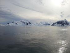 Free Arctic Ocean, Sea, Ocean, Glacial Landform Royalty Free Stock Image - 116069406