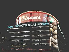 Free Binion S Hotel & Casino Building Stock Image - 116147461
