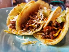 Free Dish, Food, Korean Taco, Cuisine Royalty Free Stock Photography - 116176067