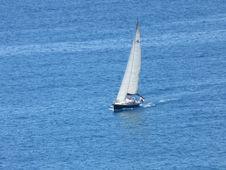 Free Sailboat, Sail, Water Transportation, Sailing Royalty Free Stock Images - 116176649