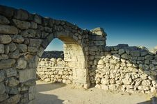 Free Arch From A Stone Royalty Free Stock Photography - 11621517