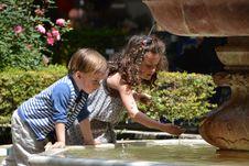 Free Water, Fun, Plant, Girl Stock Photo - 116266960