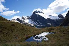 Free Mountainous Landforms, Mountain, Wilderness, Mountain Range Stock Image - 116267551