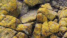Free Rock, Yellow, Material, Bedrock Stock Image - 116267691