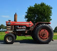 Free Tractor, Agricultural Machinery, Motor Vehicle, Vehicle Stock Photography - 116268262