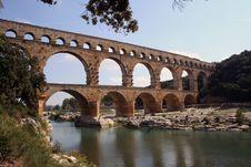 Free Bridge, Aqueduct, Viaduct, Arch Bridge Stock Image - 116330471
