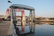 Free Waterway, Bridge, Reflection, Water Stock Photography - 116330552