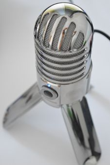 Free Microphone, Audio Equipment, Audio, Technology Royalty Free Stock Photography - 116330657