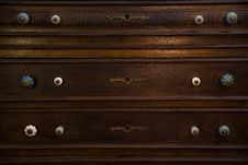 Free Furniture, Chest Of Drawers, Wood Stain, Wood Stock Image - 116330841