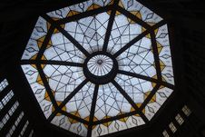 Free Stained Glass, Glass, Architecture, Daylighting Royalty Free Stock Image - 116330926
