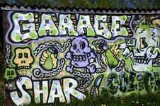 Free Green, Grass, Art, Graffiti Stock Image - 116330981