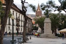 Free Town, City, Plaza, Town Square Stock Image - 116331131
