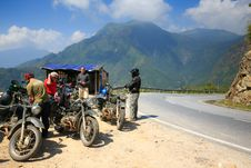 Free Land Vehicle, Mountainous Landforms, Mountain Range, Mountain Royalty Free Stock Images - 116331879