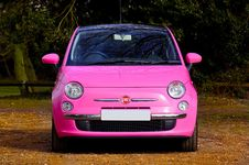 Free Photo Of Pink Fiat 500 Car Royalty Free Stock Photo - 116371085