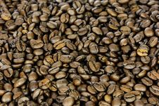 Free Coffee Beans Hd Wallpaper Stock Photos - 116371153
