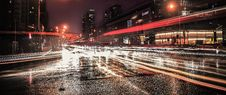 Free Timelapse Photography Of Road And Building At Daytime Stock Photography - 116371272