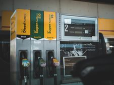 Free Photo Of Gasoline Dispenser In Station Royalty Free Stock Image - 116371376