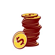 Free Money Coins Royalty Free Stock Image - 11640996