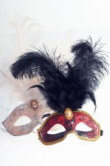 Free Venice Masks Stock Photography - 11645742