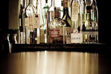 Free Distilled Beverage, Bottle, Liqueur, Glass Bottle Royalty Free Stock Images - 116412269