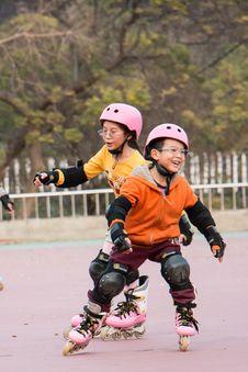 Free Footwear, Roller Skating, Skating, Roller Skates Stock Photography - 116412722