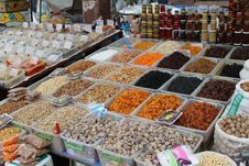Free Dried Fruit, Spice, Marketplace, Produce Stock Image - 116413361
