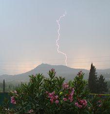 Free Sky, Phenomenon, Cloud, Lightning Royalty Free Stock Photos - 116413468